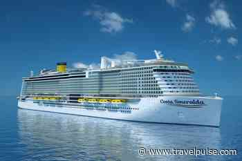 Costa Cruises Takes Delivery of New LNG-Powered Costa Smeralda