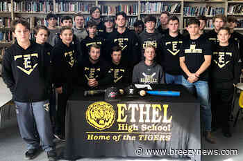 Ethel baseball player signs with Holmes CC