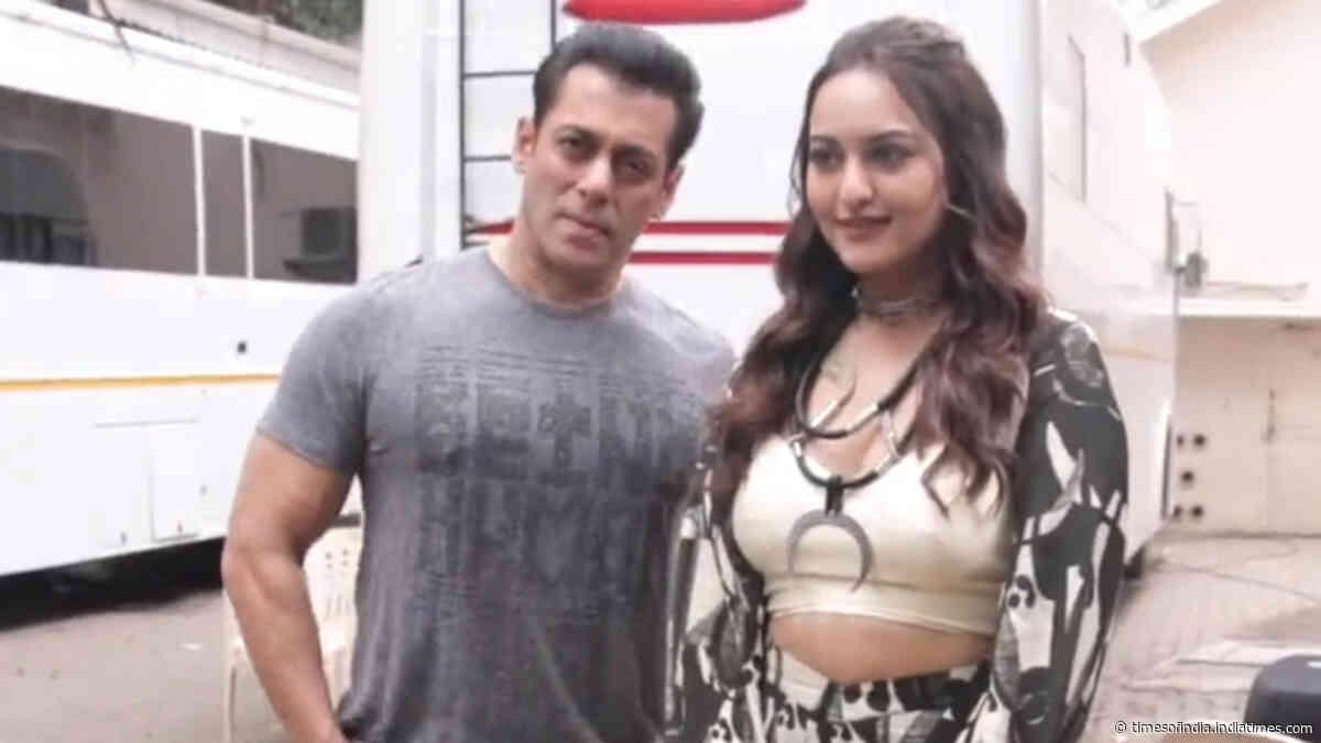 From Salman Khan to Alia Bhatt, celebs spotted in and around Mumbai