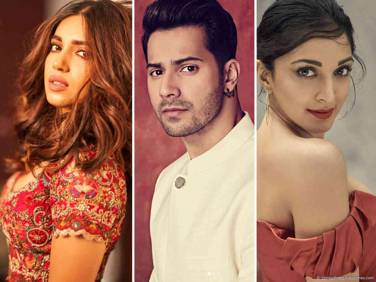 Varun, Bhumi & Kiara in Shashank's next?