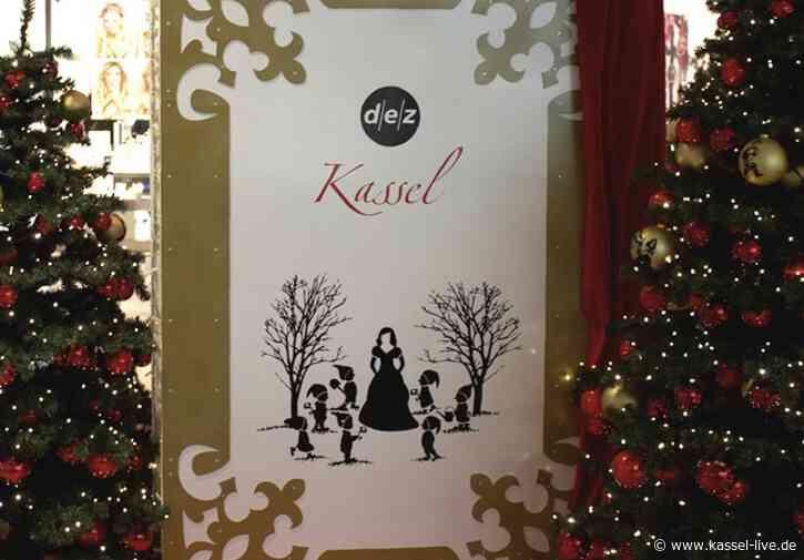 Weihnachtsprogramm im Einkaufszentrum