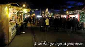 """""""Advent am Fuggerplatz 2019"""" in Kaufering: Termine, Öffnungszeiten, Programm"""