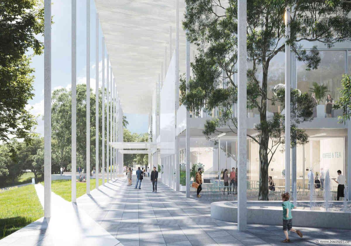 Zugänglichkeit als Stilmittel  - KDA und Producta bauen für Houston Endowment in Houston