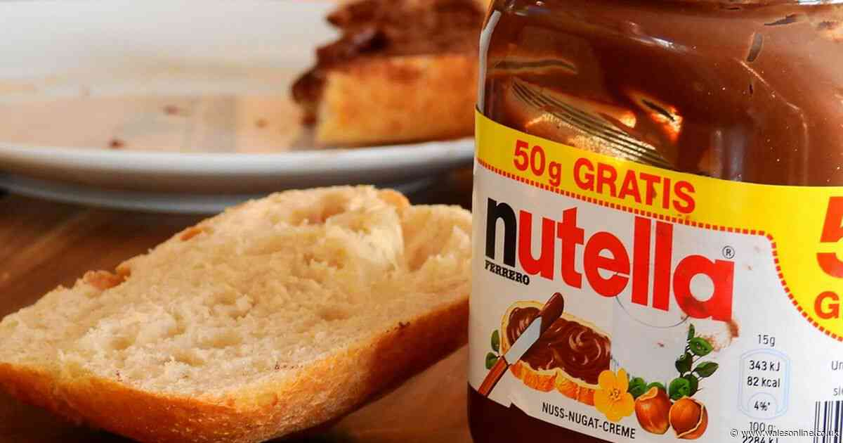 Leader of Italy's right-wing party bans Nutella