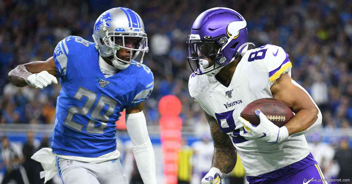 Lions at Vikings: On Paper preview, prediction