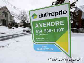 Montreal-area real estate market sizzled during a cold November