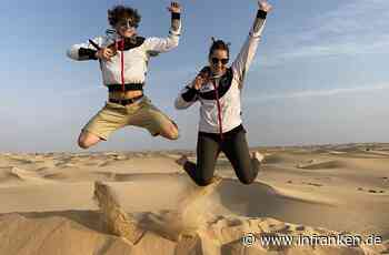 Staffelsteiner Medaillenjubel im Wüstenstaat