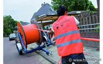 Ziggo verder onder druk: KPN glasvezel in Amsterdam