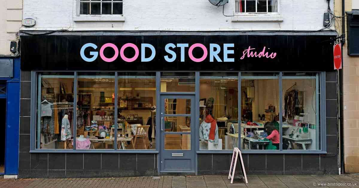 Creative hub and shop Good Store Studio opens in Old Market