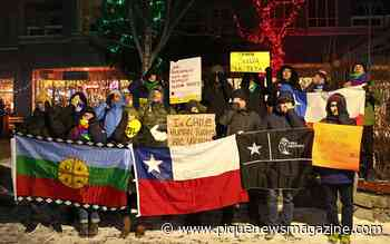 Chileans show solidarity in Whistler