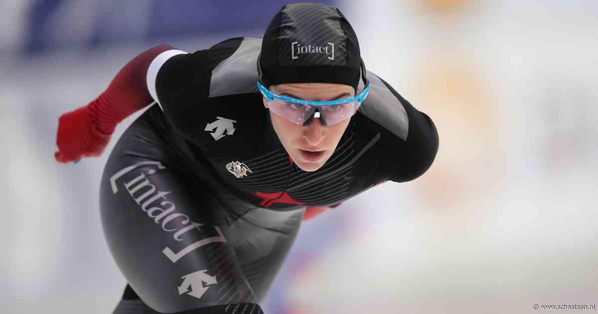 Blondin verrast met wereldbekerzege op 5000 meter