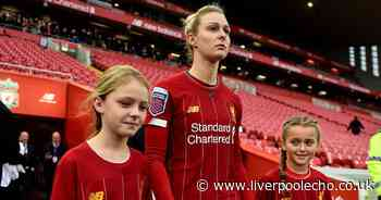 Rhiannon Roberts on playing with the boys, overcoming injuries and why Liverpool don't need to panic