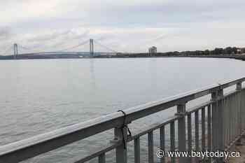 Gravesend Bay, Brooklyn NY: Where the Halifax Explosion was loaded and primed (video)