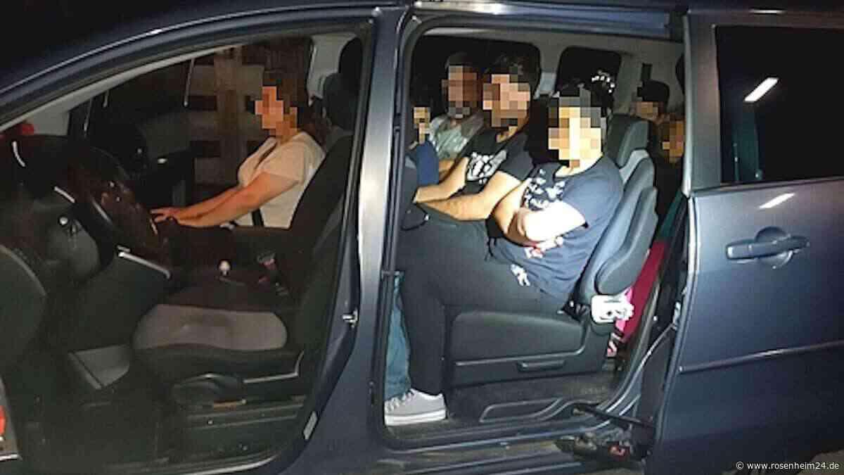 Zwei Schleuser in München zu Freiheitsstrafen verurteilt