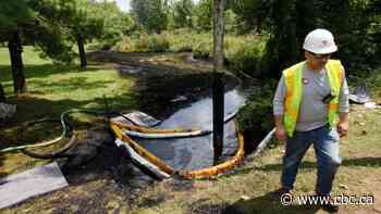 Energy company leaves debris in Michigan, delays report