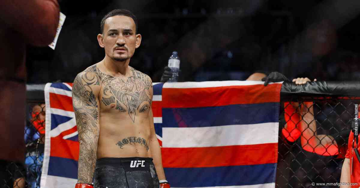 Max Holloway: If Conor McGregor wants to be the greatest again, 'I'm sure we're going to run into each other'