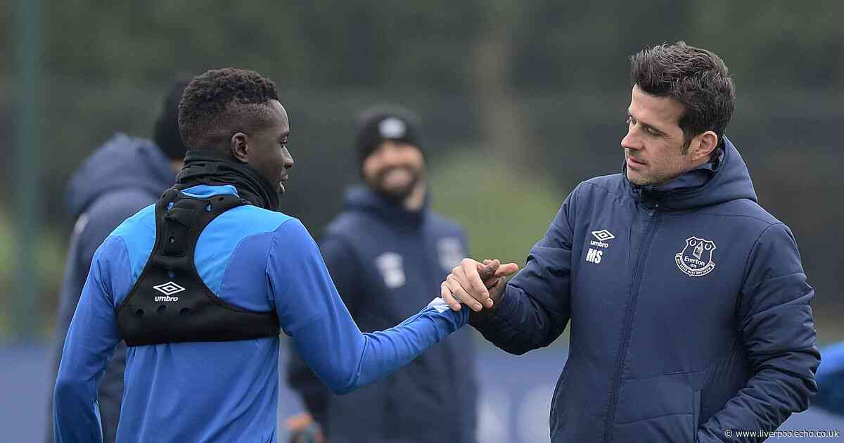 Fans all say the same thing following Idrissa Gueye's message to sacked Everton manager Marco Silva