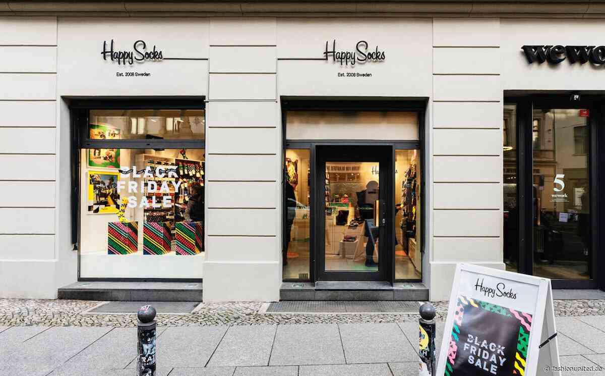 Happy Socks startet Deutschland-Expansion in Berlin