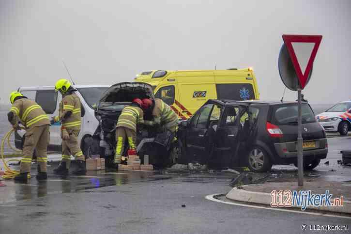 Meerdere gewonden bij ernstig ongeval in Zeewolde