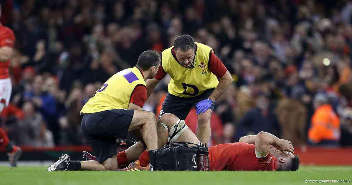 The serious Wales Six Nations injury bulletin as host of players ruled out or in danger of missing tournament