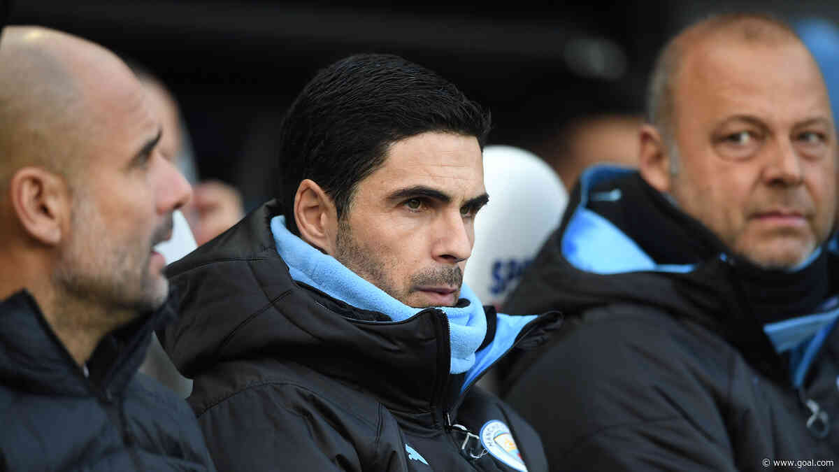 No Arsenal approach for Arteta yet as Guardiola says he's 'ready' for managerial role