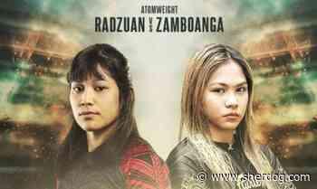 Denice Zamboanga Upends Hayatun Jihin Radzuan in One 'Mark of Greatness' Headliner