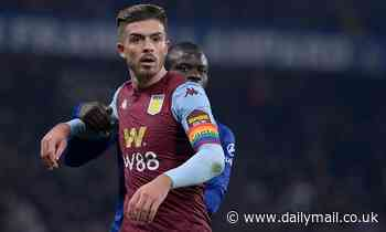 Aston Villa boss Dean Smith claims Jack Grealish relishes being man marked by opponents