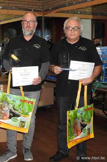 Aquarium- en terrariumvereniging Maroni valt in de prijzen