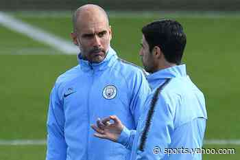 Guardiola backs Arteta as future Man City boss