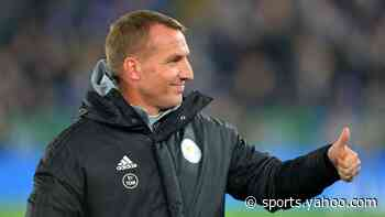 Brendan Rodgers signs new contract at Leicester