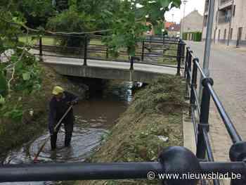 Ruimingswerken van Schoorbeek tot Ramshovensbeek