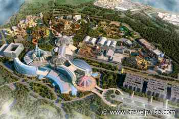 First Look at The London Resort: The Newest Theme Park Coming to the UK in 2024