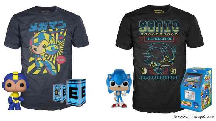 Funko Pop And T-Shirt Bundles Are $10 At GameStop, But They Are Selling Out Quickly