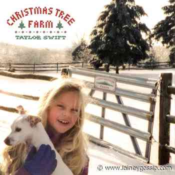 Taylor Swift releases new Christmas song, Christmas Tree Farm