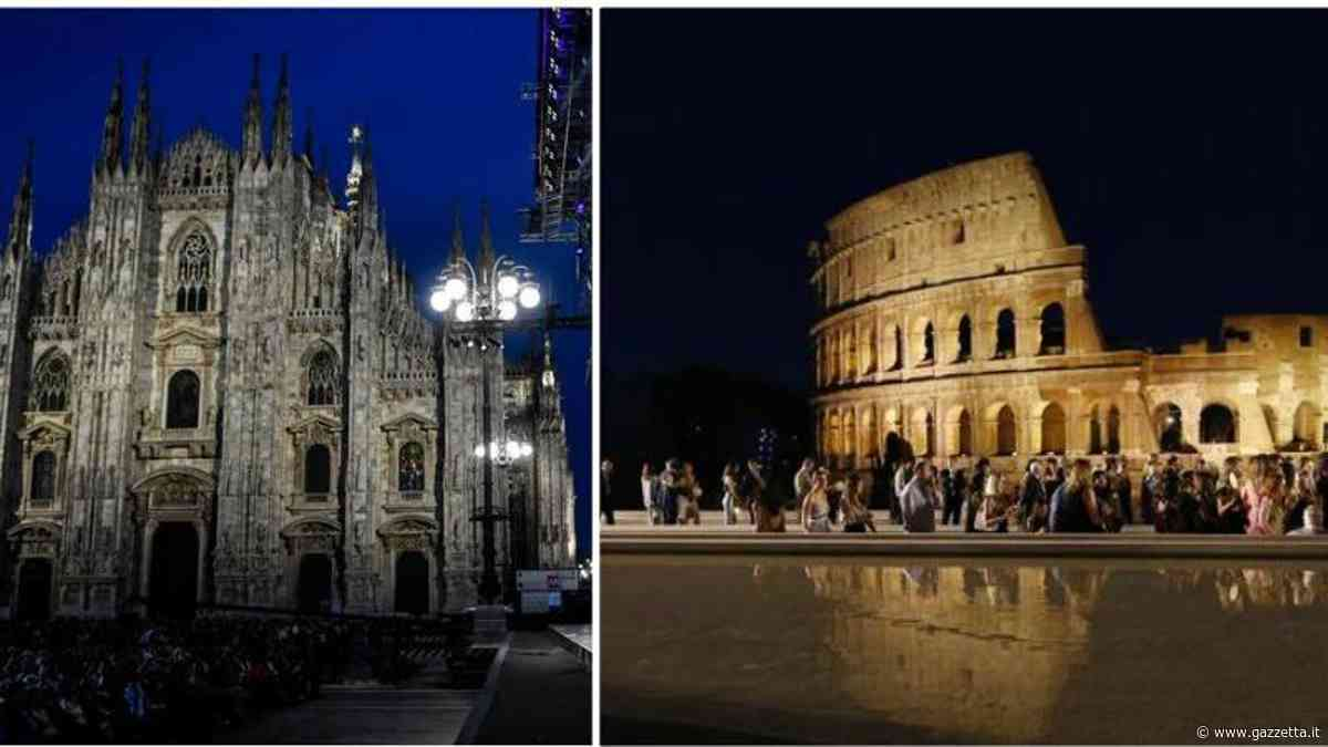 Inter-Roma è anche Milano contro la Capitale