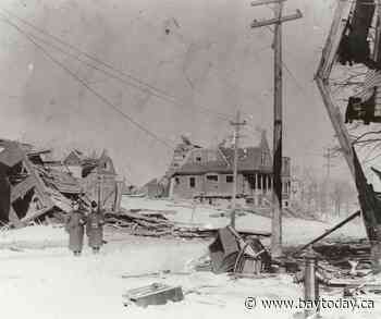 CANADA: Why we'll never know the exact number of Halifax Explosion victims