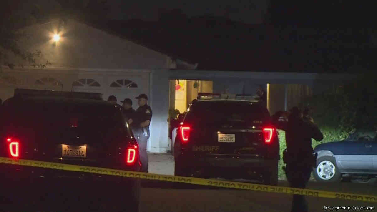 Deputies Hear Gunshots, Realize They're Responding To Home Invasion; 1 Person In Custody