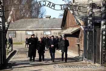 German Chancellor Makes First Official Visit to Auschwitz