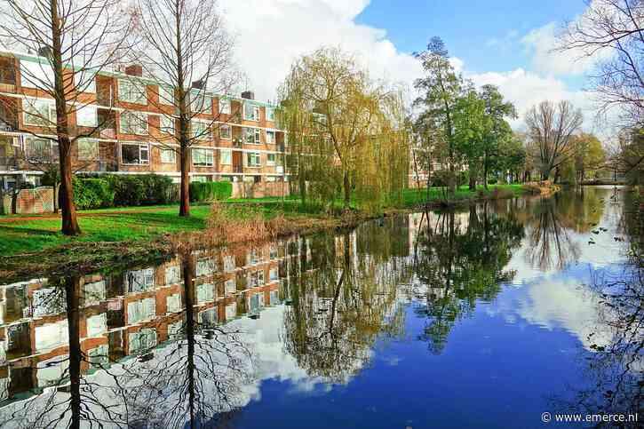 Grootschalige glasvezelaanleg KPN in Amsterdam