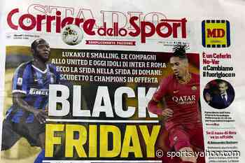 Italian newspaper claims 'lynching' from critics, doubles down on offensive 'Black Friday' headline