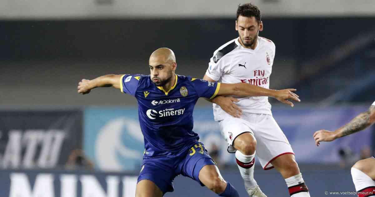 'Voormalig Feyenoorder Amrabat maakt indruk en kan stap hogerop maken in Serie A'