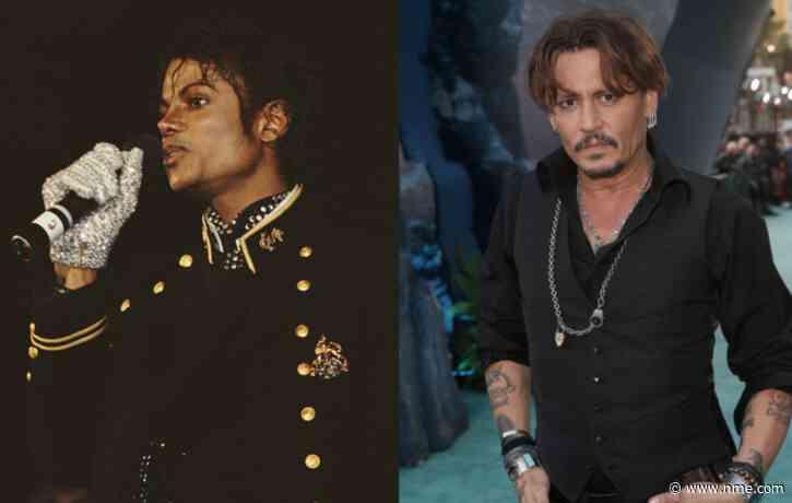 Johnny Depp is not involved in Michael Jackson musical about his glove