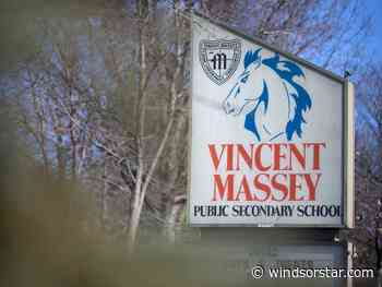 Report of teens with guns at Windsor high school leads to arrests, charges