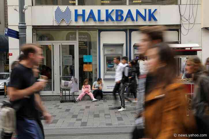 Turkey's Halkbank will use all rights to halt U.S. Federal Court ruling