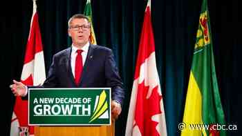 Premier Moe's meetings, federal politics overshadow Sask. fall session