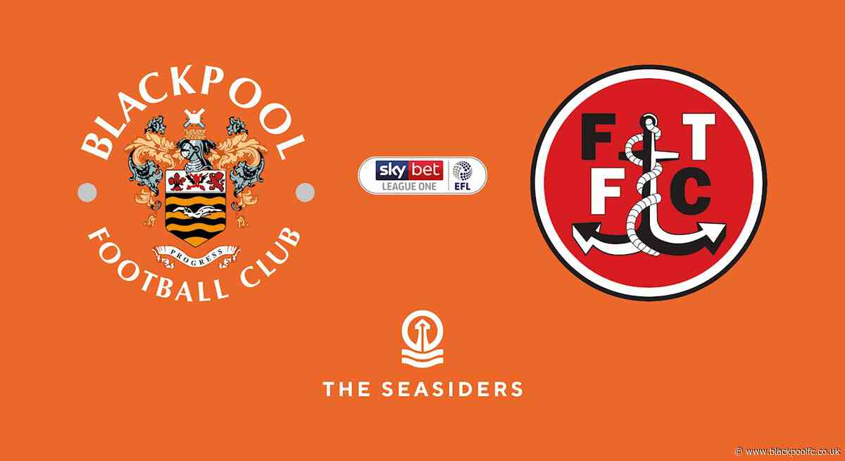 The Big Preview: Fleetwood Town (H)