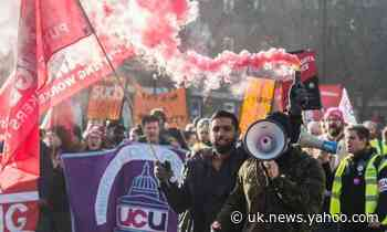Staff warn of 'intimidatory' tactics at Liverpool University after strike