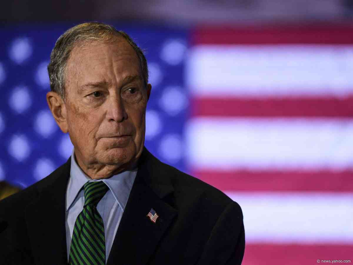 Michael Bloomberg Responds to Criticism He's Trying to Buy Election