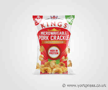 York company launches microwave pork crackle