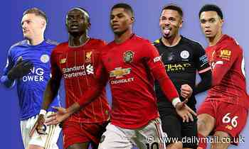 Premier League power rankings: Trent Alexander-Arnold and Marcus Rashford gatecrash the top 10